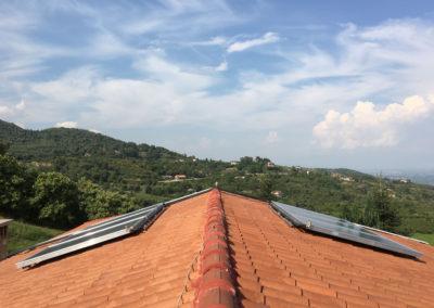 Θέρμανση με ηλιακή υποβοήθηση