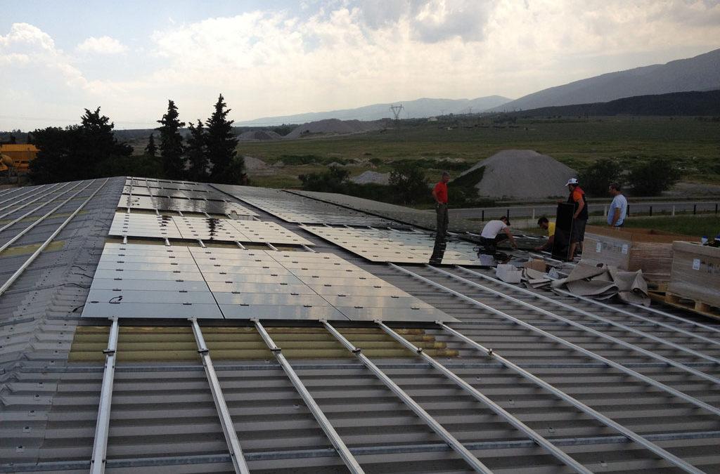 Photovoltaic – 100 kw