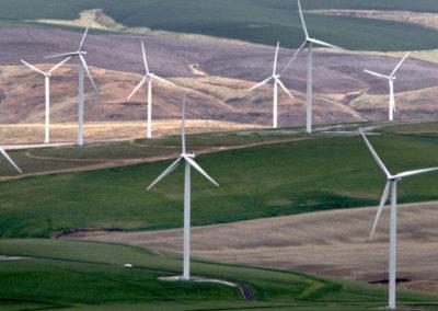 Wind turbines – 50 kw